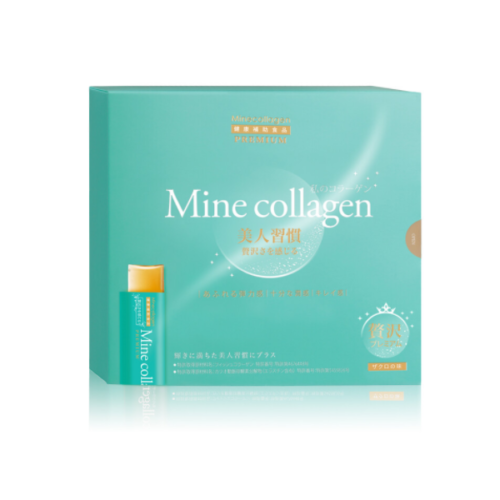 Mine Collagen 我的膠原凍 (7入)