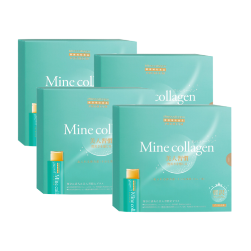 Mine Collagen 我的膠原凍 買三送一組(7入/盒)
